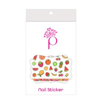 Princessible - Nagelsticker South Sea